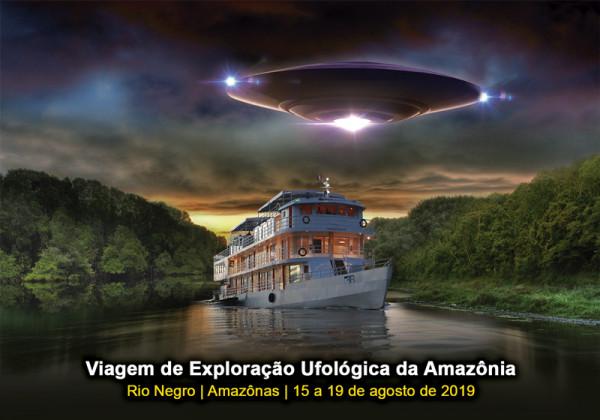 Viagem de Exploração Ufológica da Amazônia