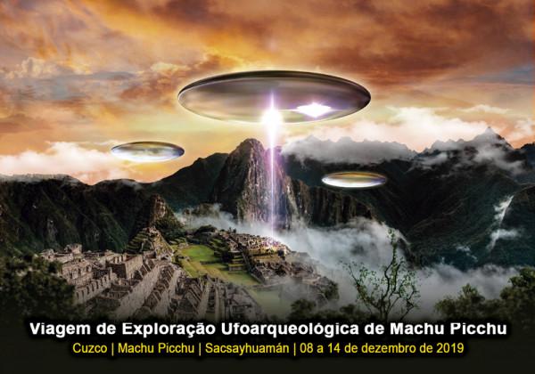 Viagem de Exploração Ufoarqueológica de Machu Picchu